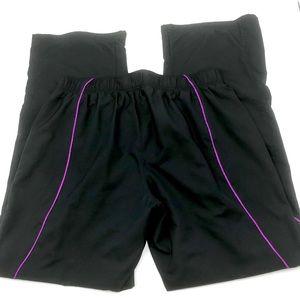 Reebok work out Striped Pants, Size M, EUC